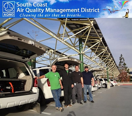 Green Gears, ECOtality, and the DOE team to instrument SCAQMD Ford Escape Plug-in Hybrids