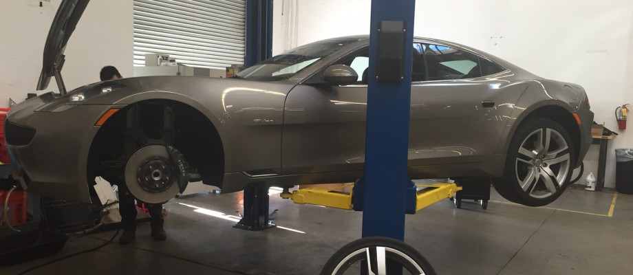 Green Gears to become Fisker Automotive Service Partner